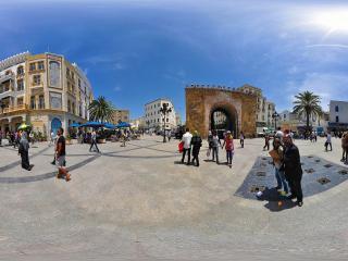 突尼斯圣城麦地那