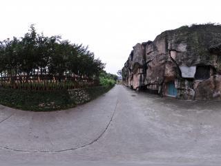 深圳欢乐谷篱笆墙