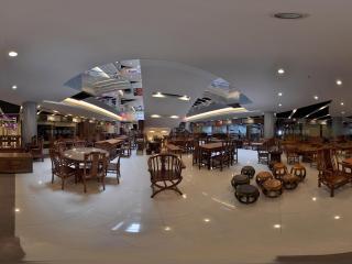 深圳华南城仿古餐厅