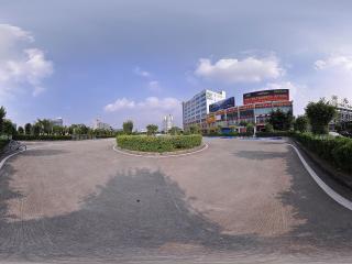 深圳华南城环形广场