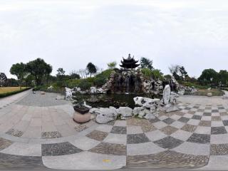 苏州盘门 苏飞苑