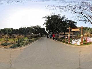 无锡梅园横山风景区 入口