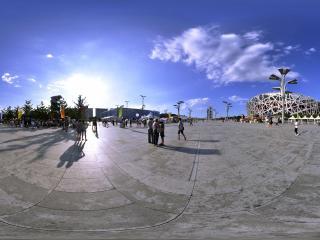 水立方虚拟旅游