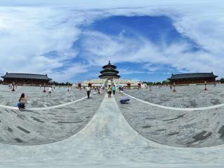 北京天坛公园祈年殿