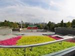 上海世纪公园-花园全景
