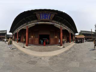 雍和宫虚拟旅游