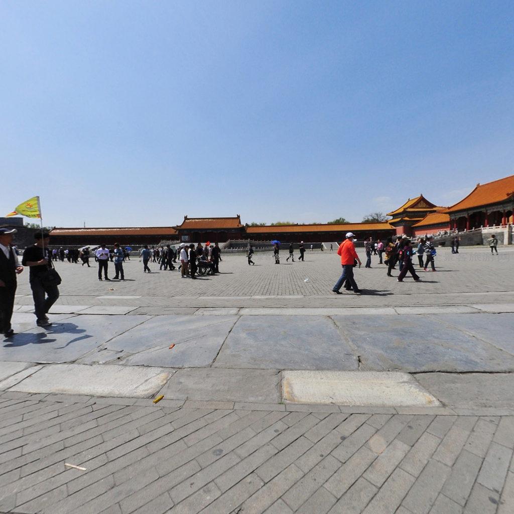 北京故宫太和殿高清图片