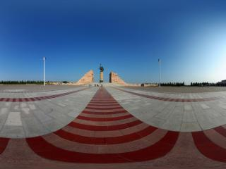 成吉思汗陵虚拟旅游