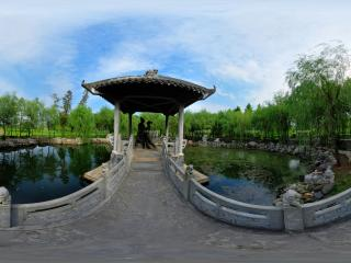 三国雕塑园凤仪亭