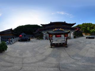朱雀山菩提寺全景
