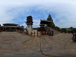 三国赤壁古战场虚拟旅游