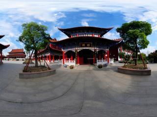 皇罗禅寺虚拟旅游