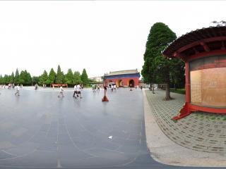 北京天坛南门