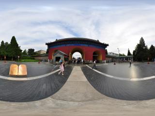 天坛公园南门