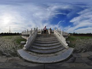 天坛圜丘阶梯