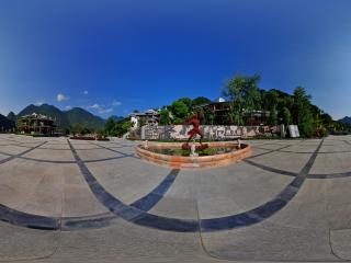 巴人文化广场