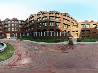 天津大学附属小学校园中心