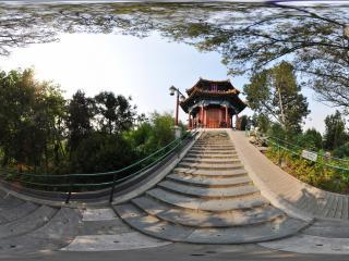 景山公园虚拟旅游