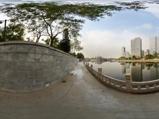北京昆玉河畔
