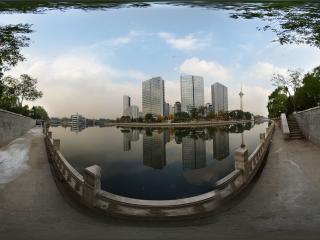 昆玉河畔虚拟旅游