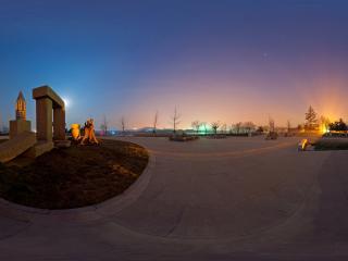 太平河公园虚拟旅游