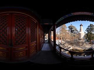 大觉寺虚拟旅游