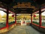 北京大观园全景