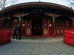 北京大观园-妙音香界全景