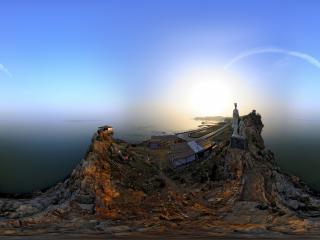 梁子湖虚拟旅游