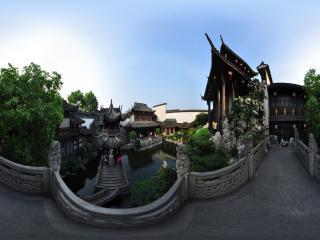 胡雪岩故居虚拟旅游