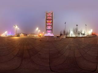 北京 玲珑塔