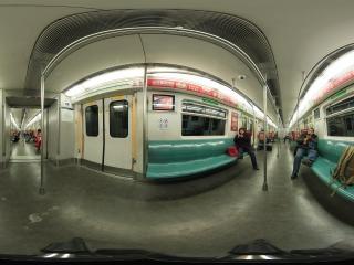 地铁4号线全景