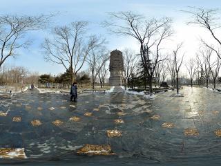 北京玲珑塔公园