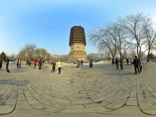 清闲之地--北京玲珑塔公园