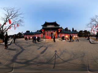 唐花坞虚拟旅游
