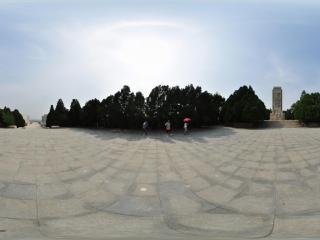 塔山阻击战革命烈士纪念碑虚拟旅游