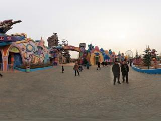 八角游乐园虚拟旅游