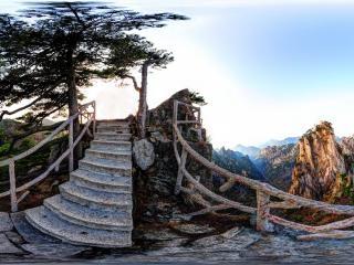 黄山虚拟旅游