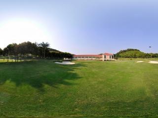 高尔夫球场