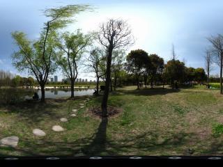 世纪公园之二全景