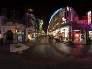 上下九步行街虚拟旅游