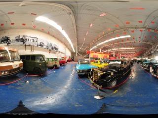 老爷车博物馆虚拟旅游