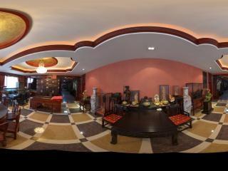 红木家具展厅全景
