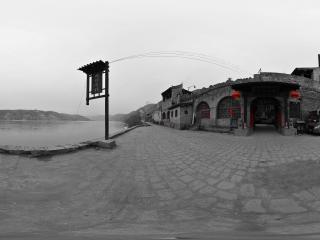 碛口---黄河边上的古镇
