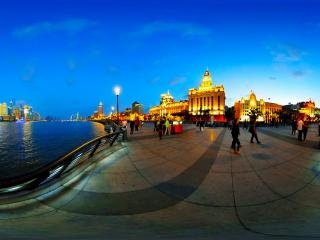 上海外滩2012/05/02/19:09