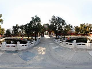 北京香山卧佛寺