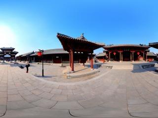 蔚州署-亲民堂全景