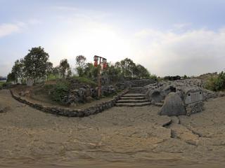 四川—宜宾兴文地质石海全景