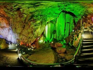 芙蓉洞虚拟旅游