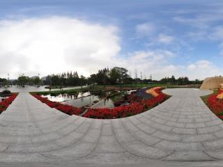 上海植物园全景
